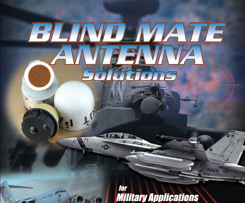 Blind Mate Antenna Solutions