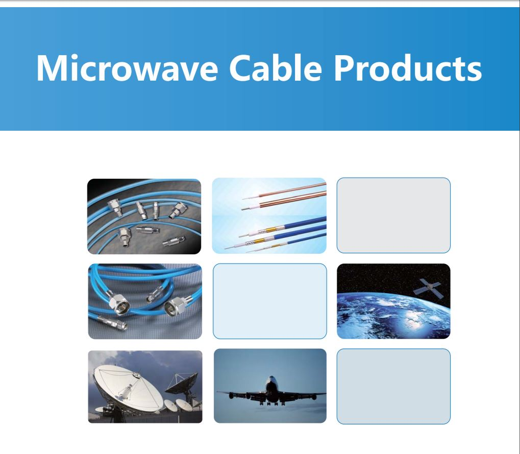 HeliFoil® ultra low loss, flexible microwave coaxial cable and assemblies