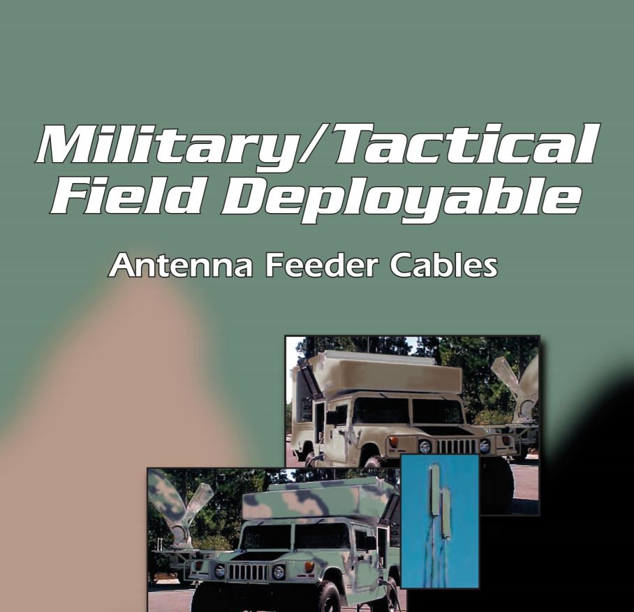 Military/Tactical Field Deployable