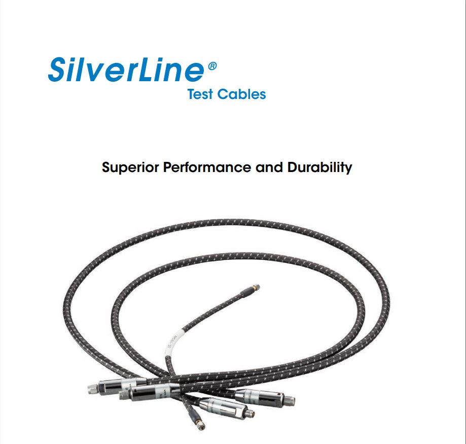 SILVERLINE TEST CABLES