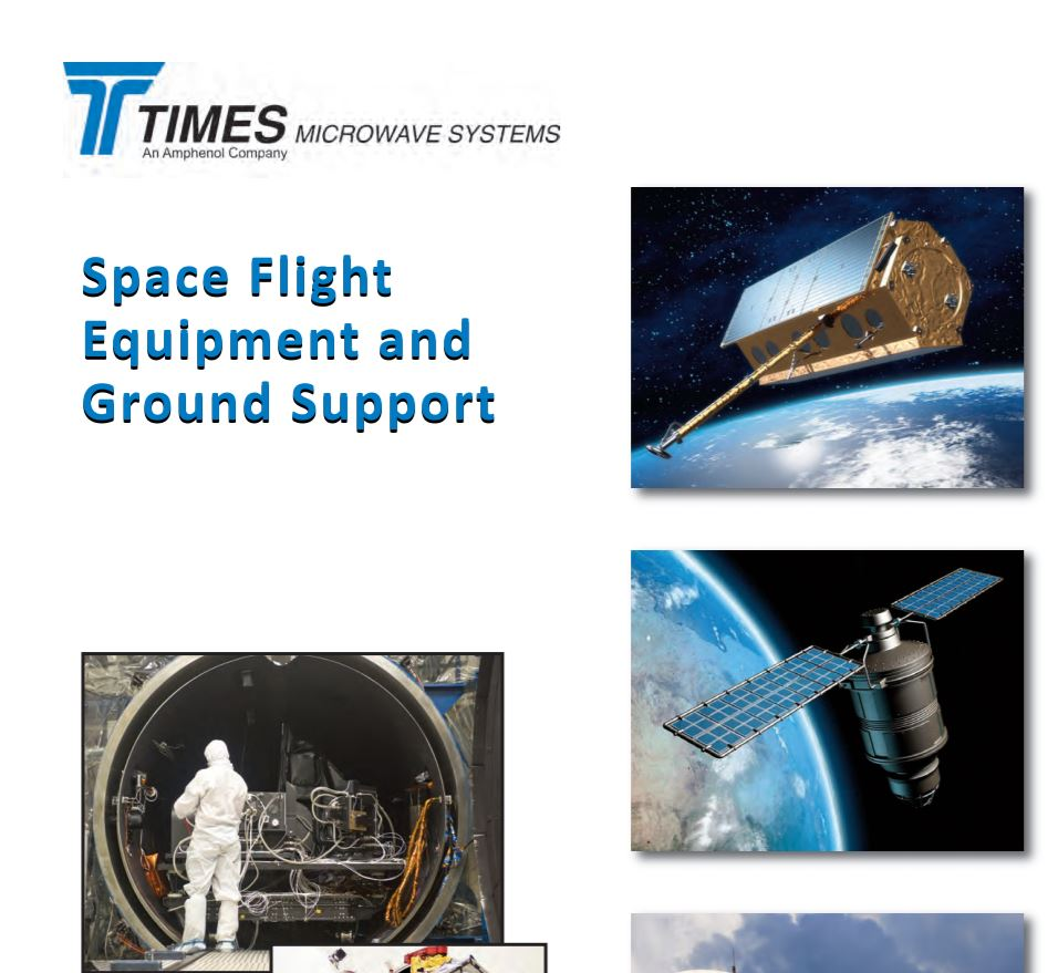 Space Flight Equipment and Ground Support