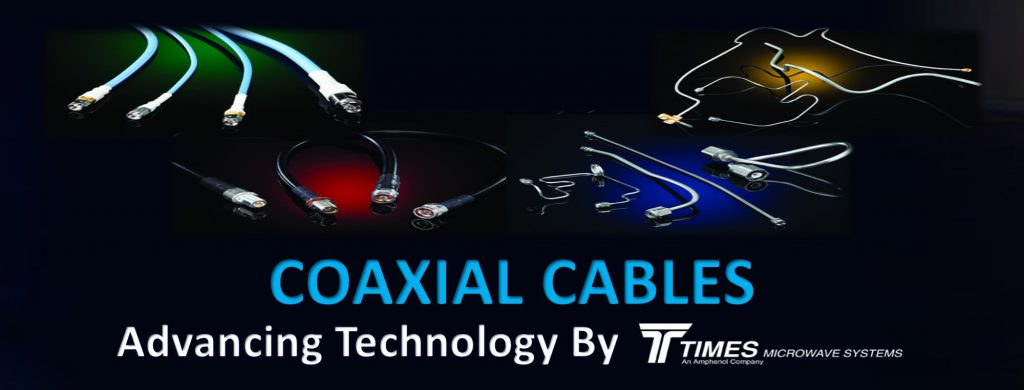 EIM FIRST- TIMES MW SYSTEMS RF COAXIAL CABLES