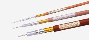 STRIPFLEX RF COAXIAL CABLES