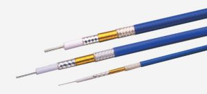 STRIPFLEX SFT RF COAXIAL CABLES